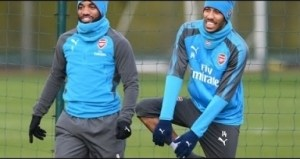 Video: Arsenal Youngster Eddie Nketiah Reveals How Pierre-Emerick And Alexander Lacazette Have M